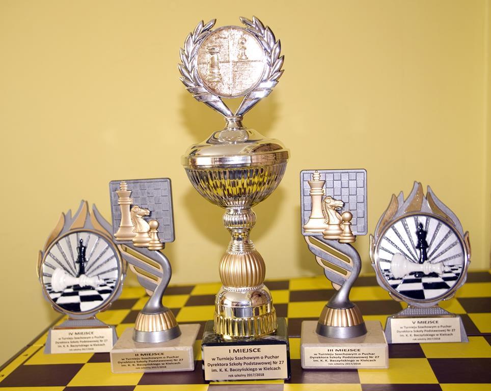 Wspieramy naszych szachistów
